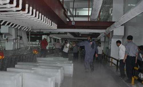 张浦雕刻冰块